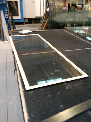 specialist glass for huge oversized framed print northern ireland