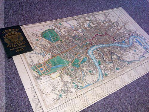 framed london map newtownabbey framers