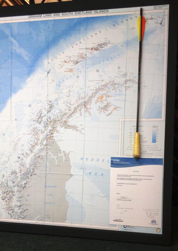 antarctica framed items framer newtownabbey