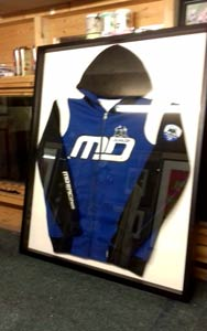 Signed Michael Dunlop MD Racing hoodie